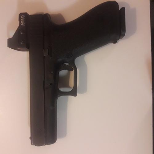 glock 17 deltasikte